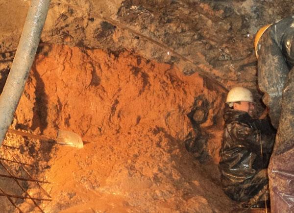 煤矿注浆施工应用