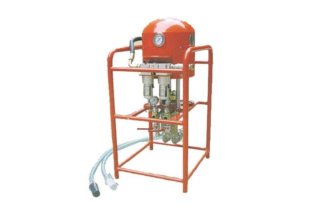 河南3ZBQ双液多功能气动注浆泵