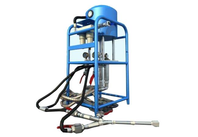 河南2ZBQ204矿用气动注浆泵